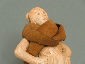 Vrouwke van Stavast, Ceramic, 25 x 12 x 10 cm, 2012
