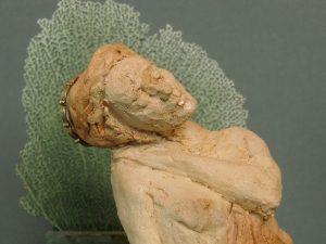 Eurydice, Ceramic, 40 x 15 x 55 cm, 2012