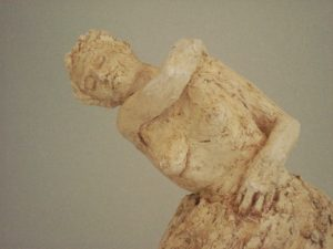 Alegria, Keramiek, 40 x 30 x 30 cm, 2007