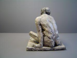 Still, Keramiek, 20 x 17 x 17 cm, 2007, VERKOCHT