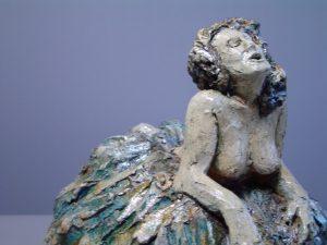 Sourire, Keramiek, 18 x 17 x 20 cm, 2007